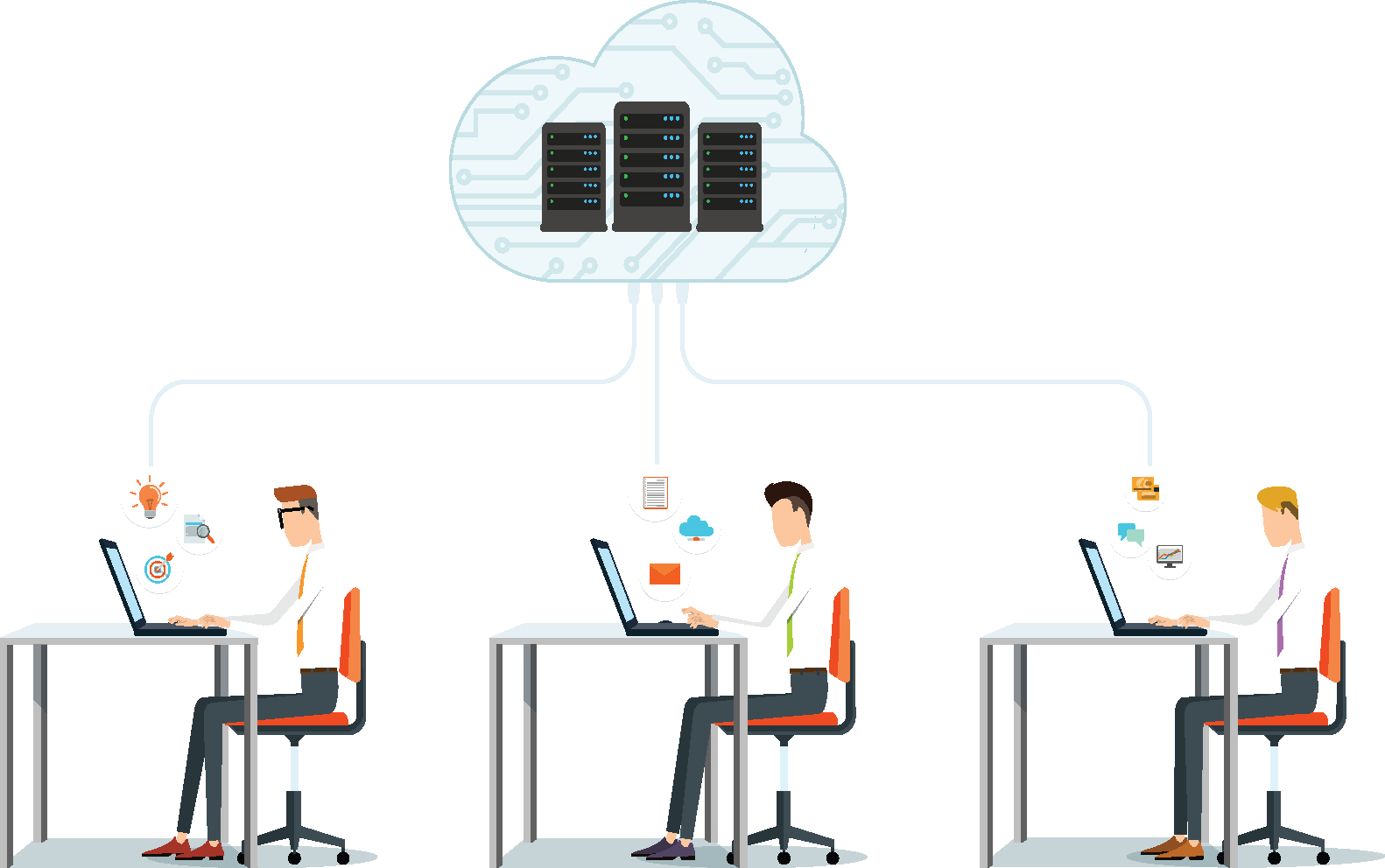 office in the cloud